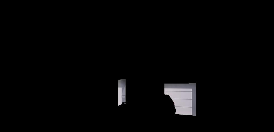 Face arrière, portes